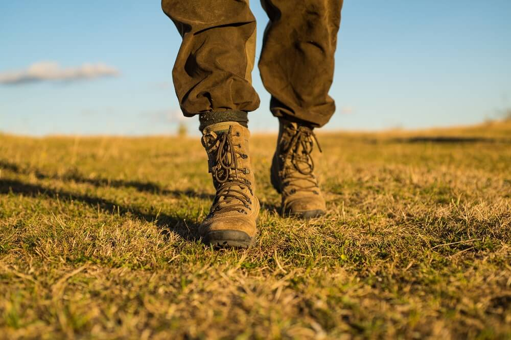 buty dla myśliwego na polowanie