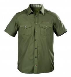 Koszula z krótkim rękawem graff 822-ko-kr