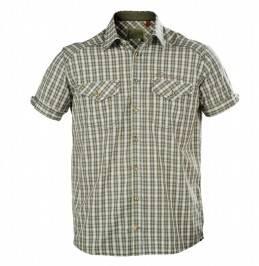 Koszula z krótkim rękawem graff 823-ko-kr