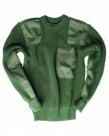 Sweter oliwkowy mil-tec 10802001